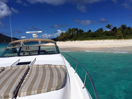 Powerboat Rental Amp Private Charter Yacht In St Thomas