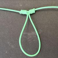 Easy to Intermediate Fishing Loop Knots