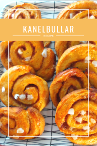 kanelbullar recipe Swedish cinnamon rolls