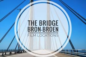 Filmlocaties The Bridge in Malmö