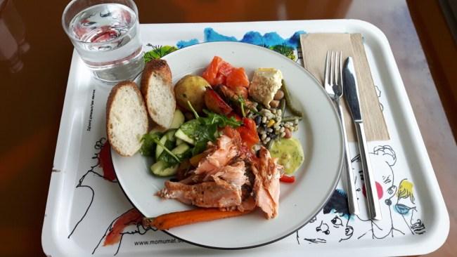 Lunch in Zweden