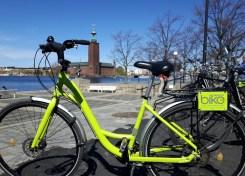 Baja Bikes guided bike tours Stockholm