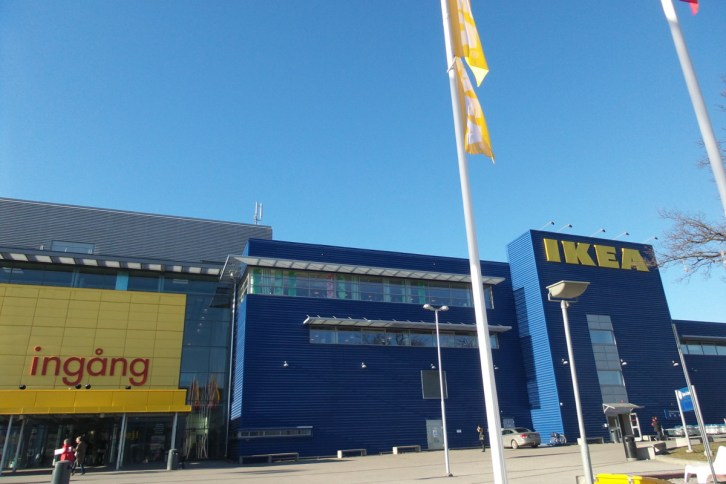 Ikea Kungens Kurva