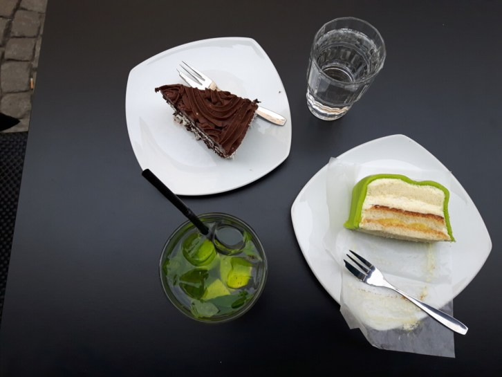 Café Kladdkakan Stockholm