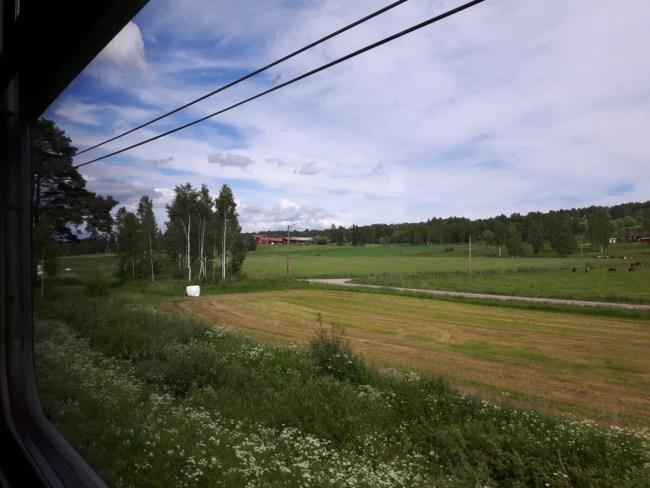 Inlandsbanan Mora-Östersund