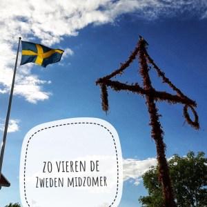Zo vieren de Zweden midzomer