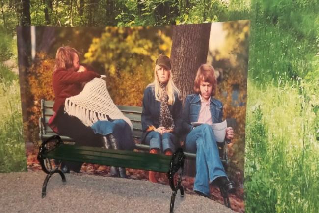 ABBA op Djurgården