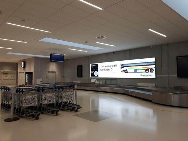 Bromma Airport - Stockholm