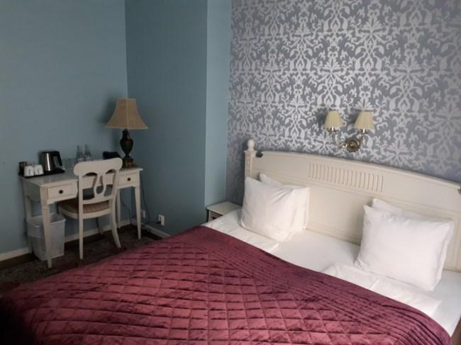 Hotel Bentleys in Stockholm - kamer