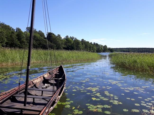 Viking sloep Birka