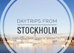 Daytrips Stockholm