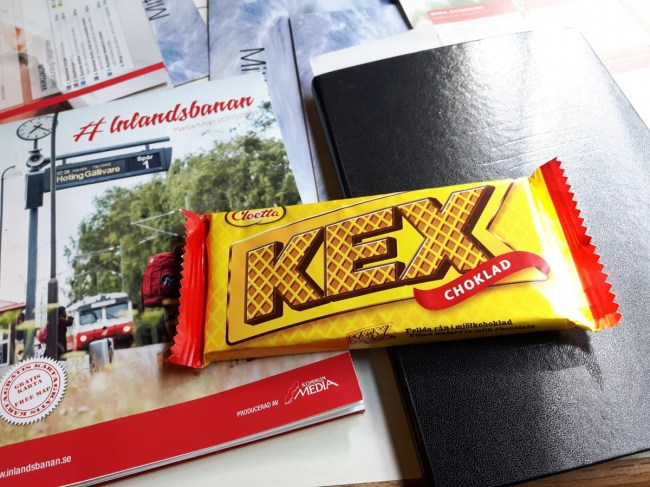 Kex, Zweedse snoep