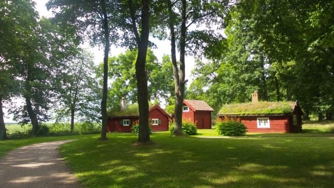 Julita - Zweedse rode huisjes