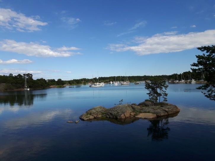 Stendörren - nationale parken van Zweden