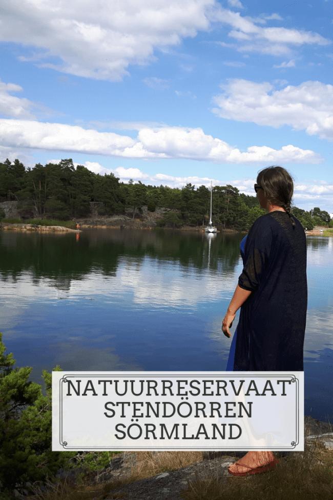 Natuurreservaat Stendörren - Sörmland