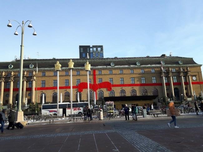 Clarion Post Göteborg
