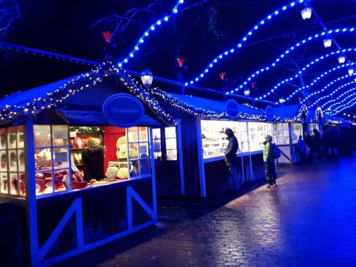 Kerstmarkten Göteborg