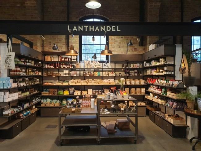 Lanthandel