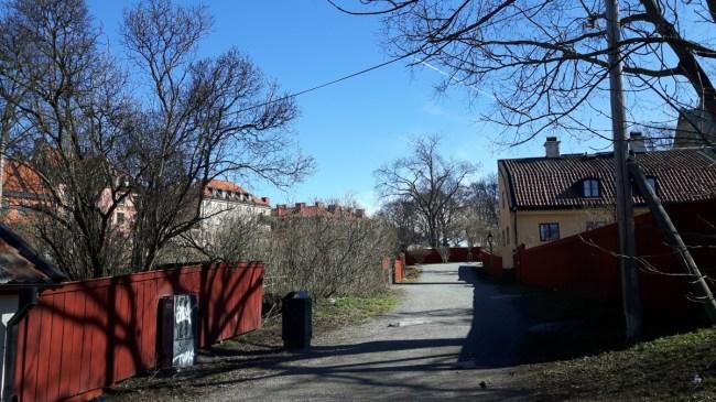 Vitabergsparken Stockholm
