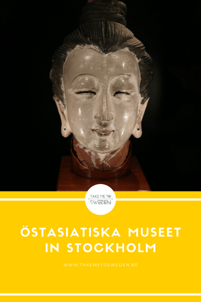Östasiatiska museet in Stockholm: kunst uit Oost-Azië.