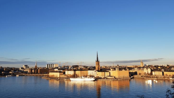 Stockholm Virtual Background