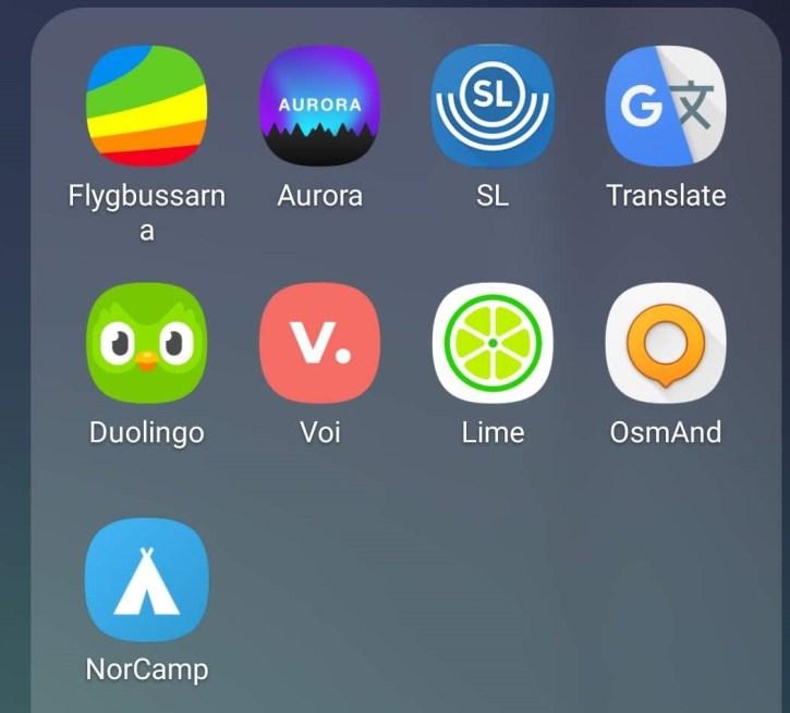Apps & websites voor je reis naar Zweden