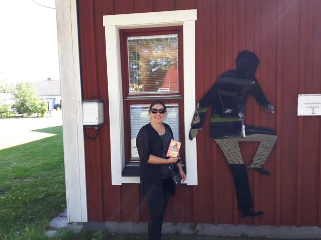 Boeken die zich in Zweden afspelen: Hundraåringen in Malmköping