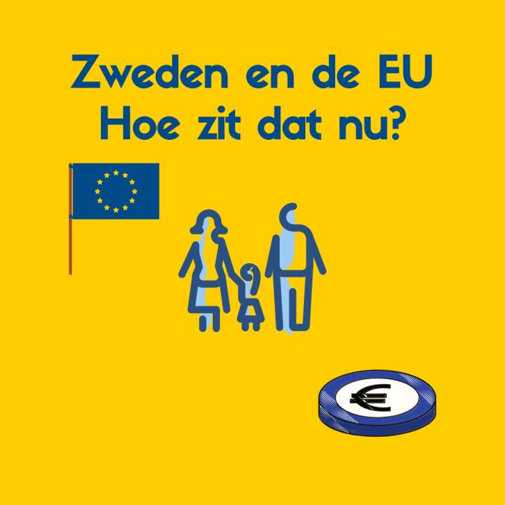 Zweden en de EU - hoe zit dat nu