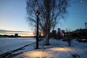 Bezienswaardigheden Umeå