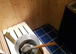 Bastu - Zweedse sauna