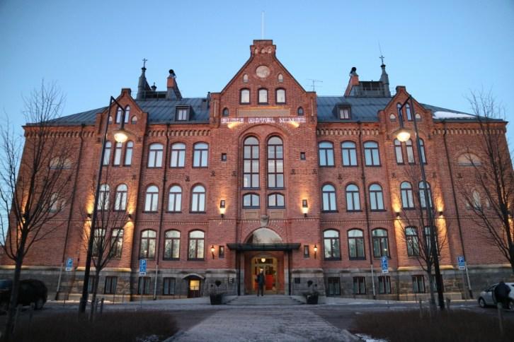 Elite Hotel Mimer Umeå