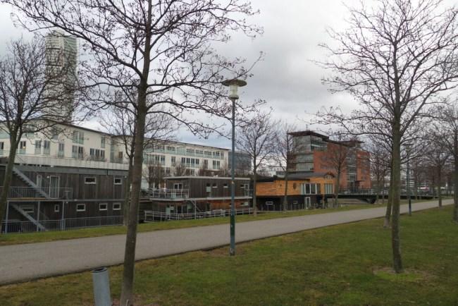 Västra Hamnen met Turning Torso