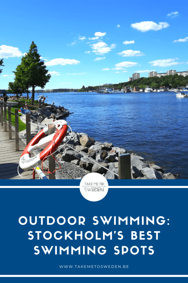 Outdoor swimming: Stockholm's best swimming spots