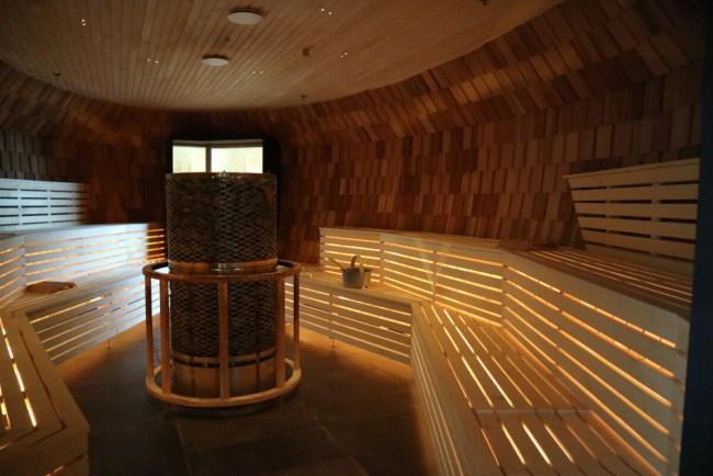 Sauna The Nest Stockholm