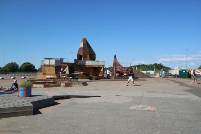 Skatepark Jubileumparken