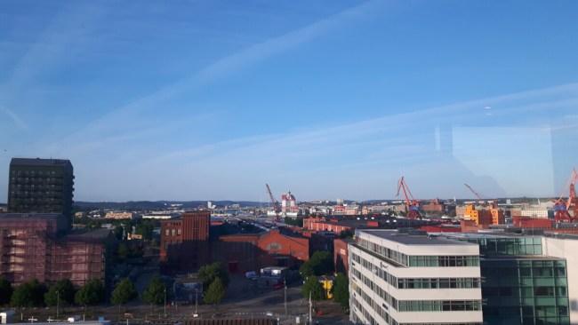 Uitzicht Cuckoo's Nest - Radisson Blu Riverside Hotel Göteborg