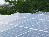 ソーラーパネル 大分県佐伯市のオール電化・太陽光発電・電気工事・水道工事なら株式会社武生テック