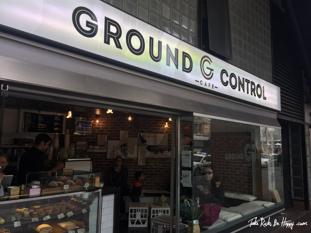 Ground Control Cafe Sydney