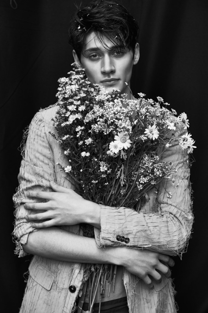 "Olivier Yoan, ""Boyhood."" Editorial for Elsewhere Magazine ©"