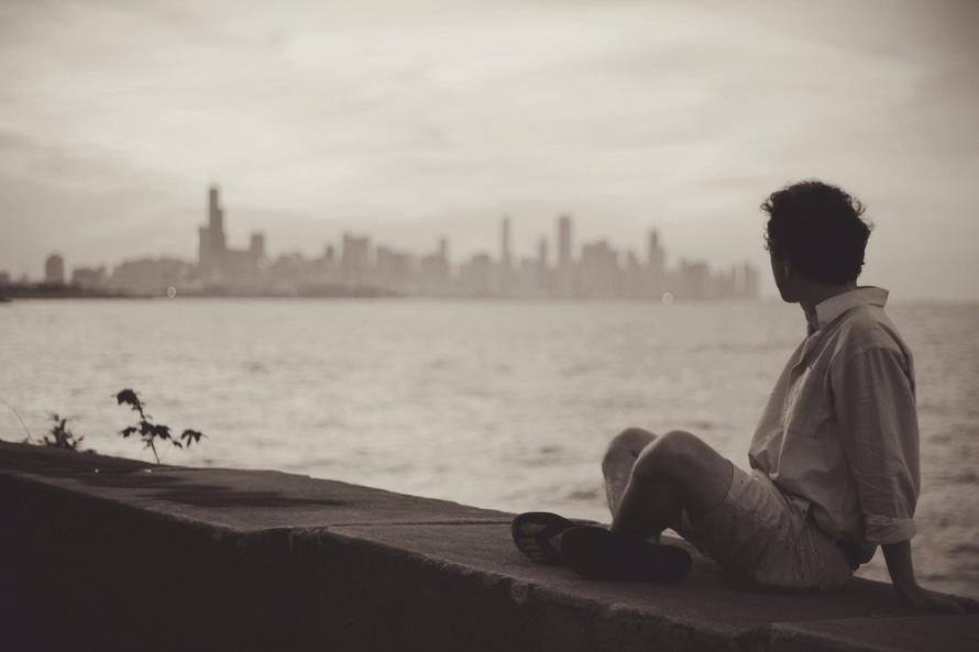 Skyline Meditate Meditation
