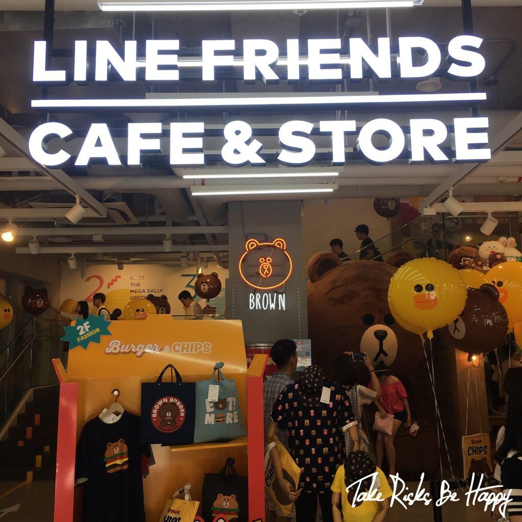 line friends trbh seoul