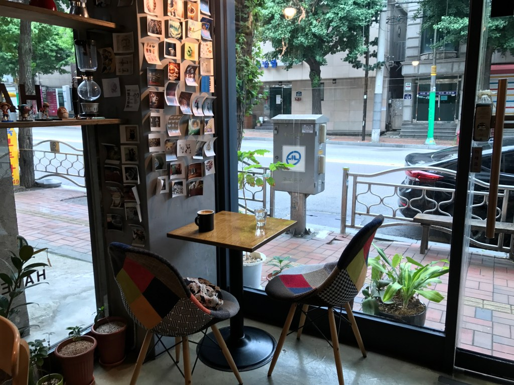coffee shop seoul