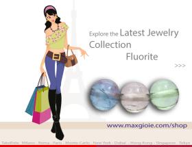 News Jewelry Fluorite