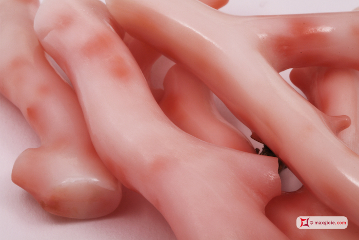 Showcase Coral Pink - Coral Pink Skin Tone Angel - Deep Sea coral