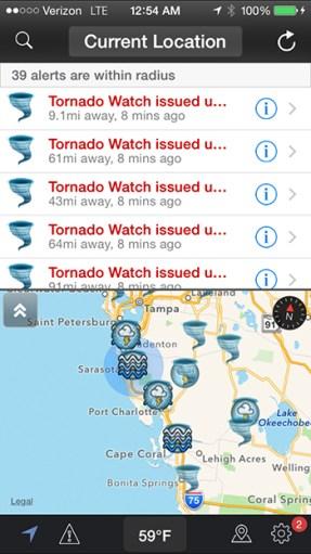 Tornado-Watch-Sarasota-Florida