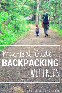 Taking kids into the backcountry can be a very rewarding experience. It can also be a disaster if not properly prepared for. Here's a practical guide to considerations and preparations necessary before heading out for a backcountry camping trip with kids.
