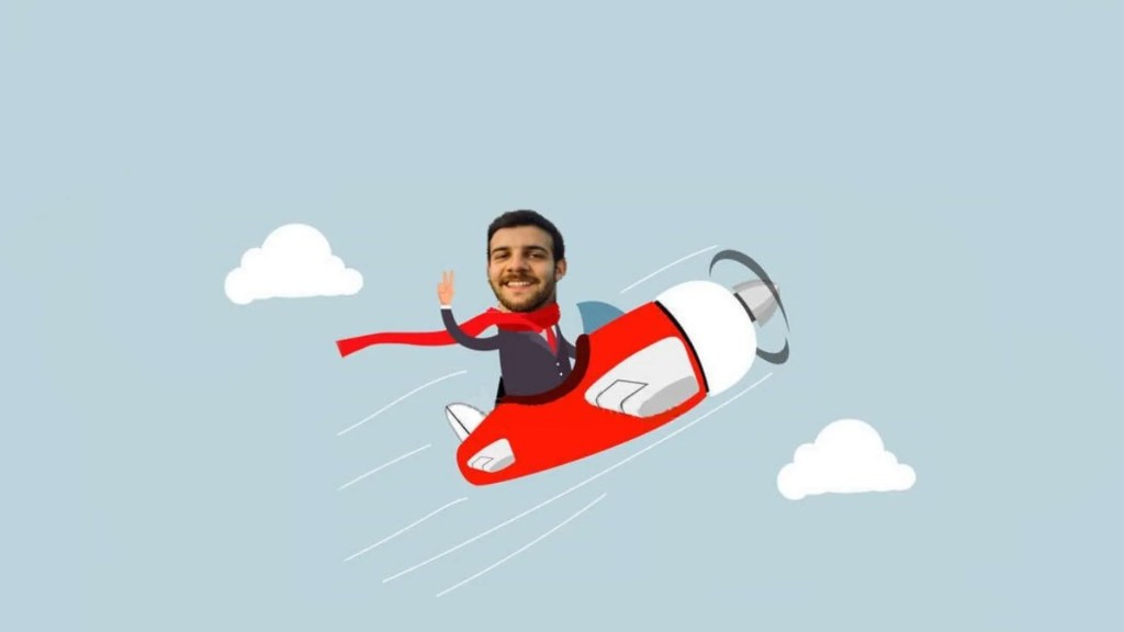 take the plane