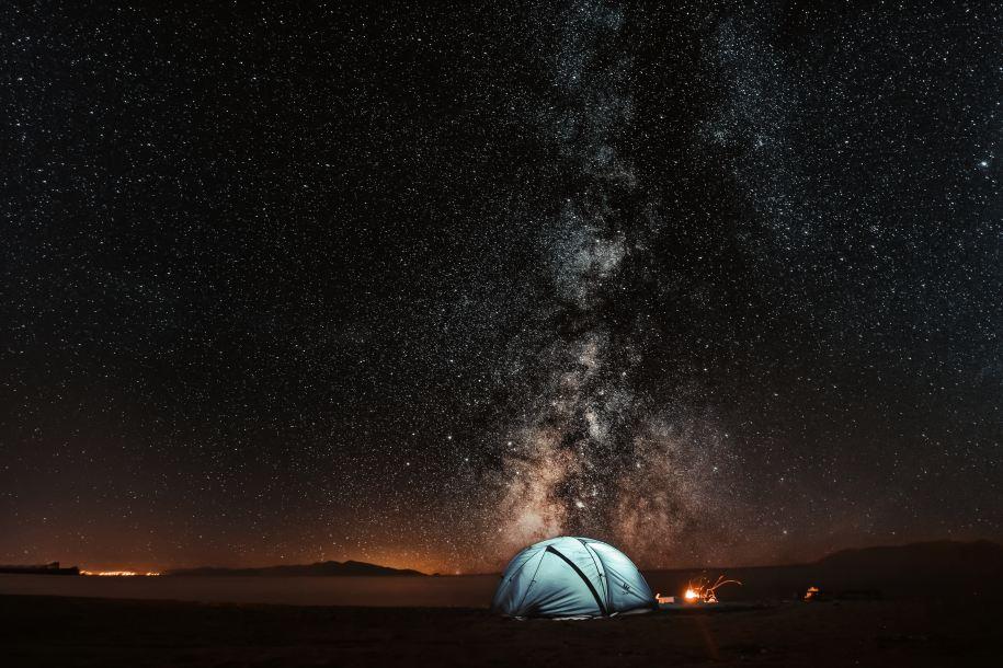 alloggi speciali tenda stelle