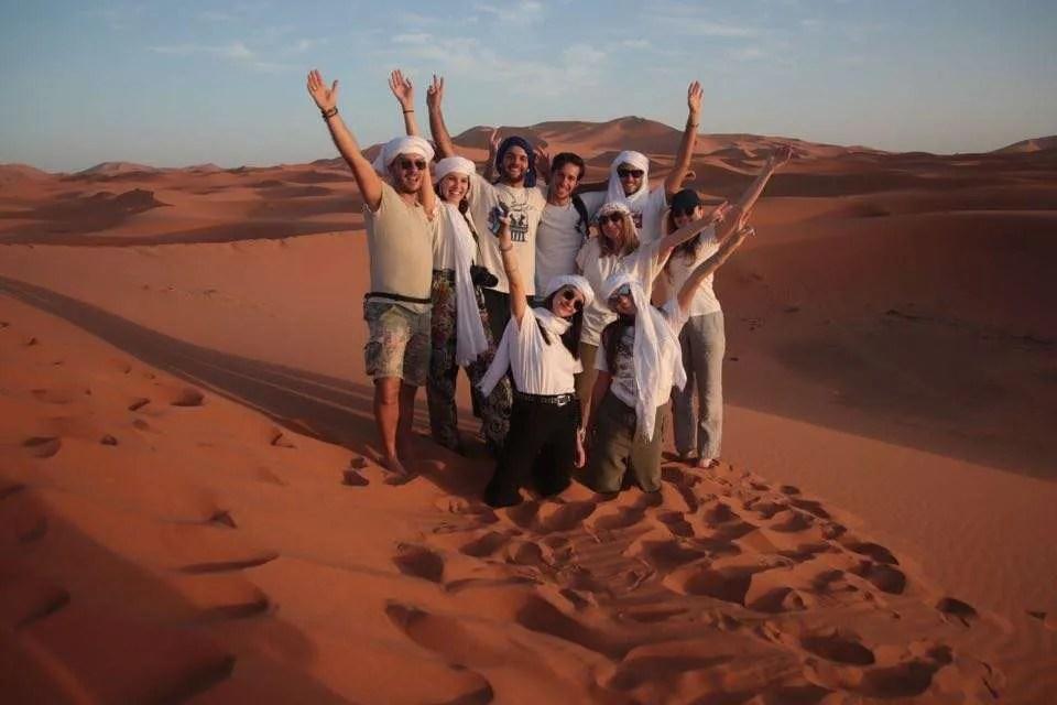 viaggio gruppo Marocco