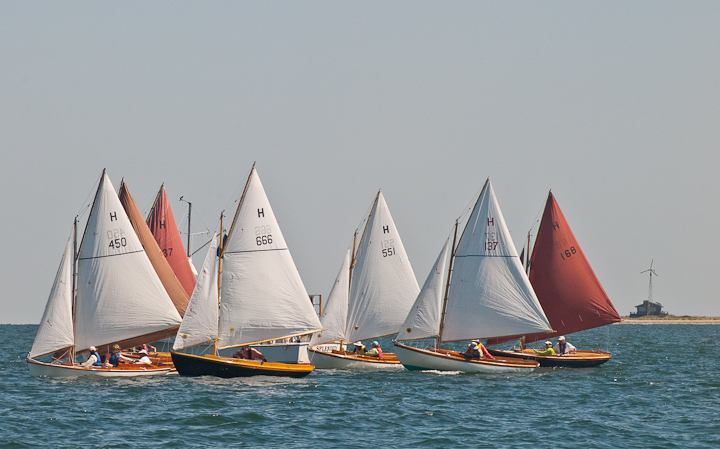 My First Big Regatta: Lessons Learned